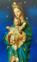 信徒発見の聖母子像
