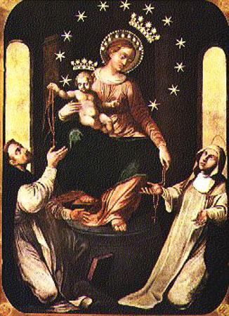 ロザリオの聖母