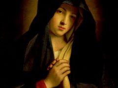 悲しみの聖母