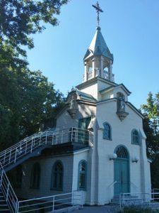 小聖堂(改築後)
