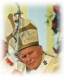 教皇ヨハネ・パウロ2世