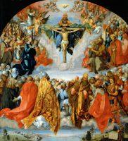 聖三位一体の礼拝(デューラー画)