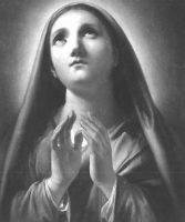無原罪の聖母(アウレリアーノ・デ・ベルエーテ画)