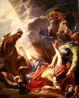 聖パウロの回心(ニコラ・ベルナール・レピシエ画)