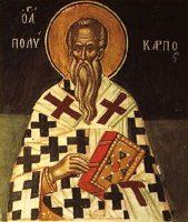 聖ポリカルポ司教殉教者
