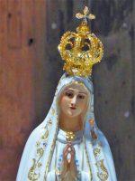 ファティマの聖母像