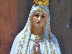 アイキャッチ用 ファティマの聖母像