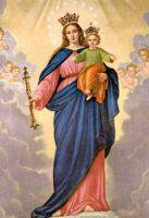 扶助者聖マリア