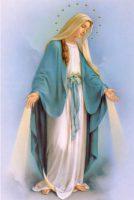無原罪の聖母