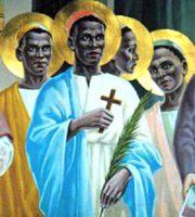 聖カロロ・ルワンガと同志殉教者