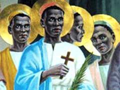 アイキャッチ用 聖カロロ・ルワンガと同志殉教者