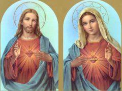 イエスの聖心 マリアの御心