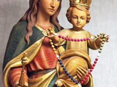 扶助者聖母像