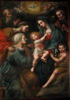 聖ヨアキムと聖アンナ
