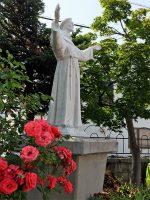 アシジの聖フランシスコ像(長野・上田教会)