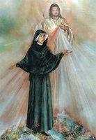 いつくしみのイエスと聖ファウスティナ