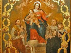 アイキャッチ用 ロザリオの聖母