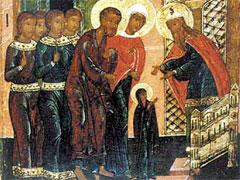 アイキャッチ用 聖母マリアの奉献