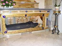 聖カタリナ・ラブレの遺体