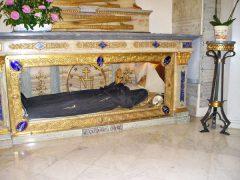 聖カタリナ・ラブレのご遺体