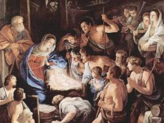 アイキャッチ用 羊飼いたちの礼拝(グイド・レーニ画)