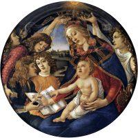 マニフィカトの聖母(ボッティチェリ画)