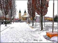 アイキャッチ用 雪の聖ジェームス教会