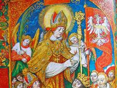アイキャッチ用 聖スタニスラオ司教殉教者