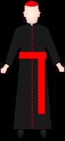 枢機卿(イメージ)