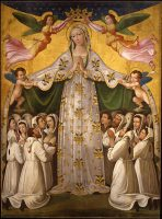 いつくしみの聖母(ヤコポ・ベルトイア画)