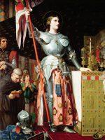 聖ジャンヌ・ダルク(ドミニク・アングル画)