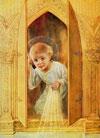 ご絵「ご聖櫃の幼きイエス」