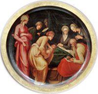 洗礼者聖ヨハネの誕生