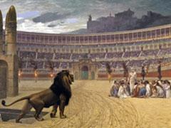 アイキャッチ用 ローマ教会最初の殉教者たち