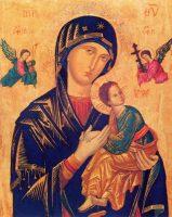 絶えざる御助けの聖母