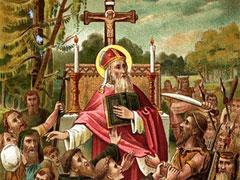 アイキャッチ用 聖ボニファチオ司教殉教者