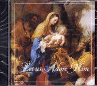 CD「Let us adore Him」