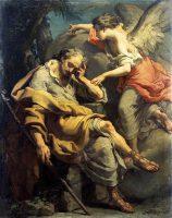 聖ヨセフの夢(ガンドルフィ画)
