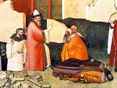 アイキャッチ用 聖シルベストロ1世教皇