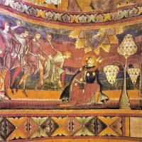 石打ちにされる聖ステファノ