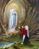 ルルドの聖母