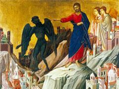 アイキャッチ用 イエス、悪魔の誘惑を受けられる