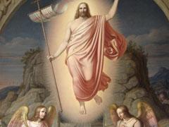 アイキャッチ用 主の復活(ヨハン・ルートヴィッヒ・ルンド画)