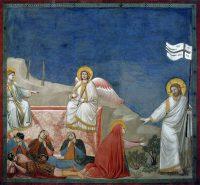 主の復活(ノリ・メ・タンゲレ)(ジョット画)