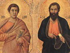 聖フィリポ、聖ヤコブ使徒