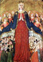 いつくしみの聖母(リッポ・メンミ画)