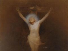 アイキャッチ用 「十字架にかけられたキリスト」