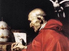 アイキャッチ用 聖グレゴリオ1世教皇