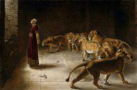 ダニエルの王への返答(ブライトン・リヴィエール画)