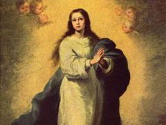 アイキャッチ用 無原罪の聖マリア